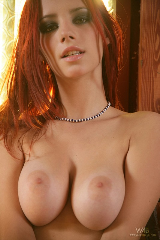The beat sexy nude redheads